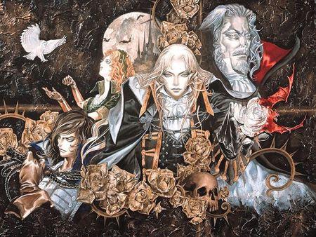 El incombustible 'Castlevania: Symphony of the Night' llegará la próxima semana a los clásicos de PSone en Playstation Network