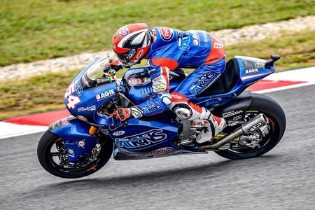 Mattia Pasini Moto2 Motogp Malasia 2017