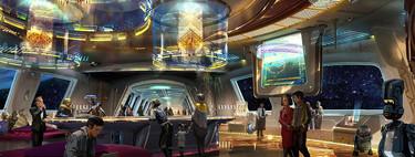 Si eres fan de Star Wars, este hotel que están construyendo está pensado en ti