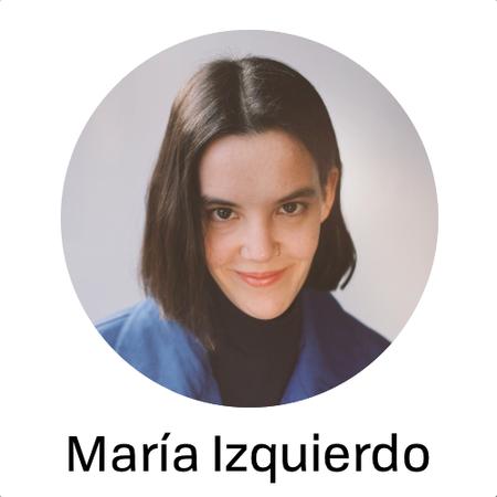 Maria Izquierdo Entrevistada