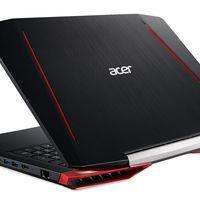 Acer VX 15, uno de los primeros portátiles con Nvidia GTX 1050 y precio competitivo llega a México
