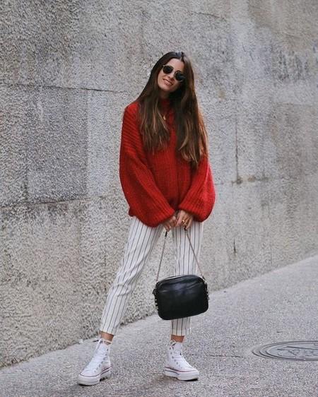 Combinar Jersey Rojo 12