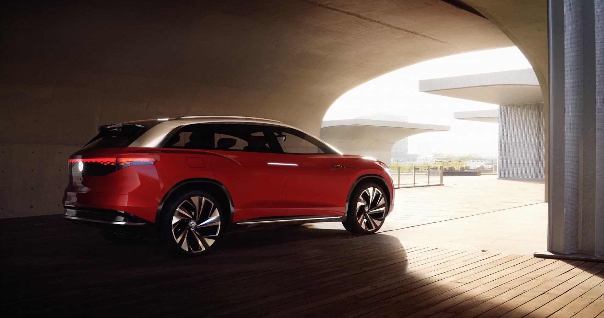 Foto de Volkswagen ID. Roomzz (4/19)
