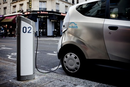 Autolib Paris