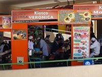Cultura popular en el mercado Lanza de La Paz