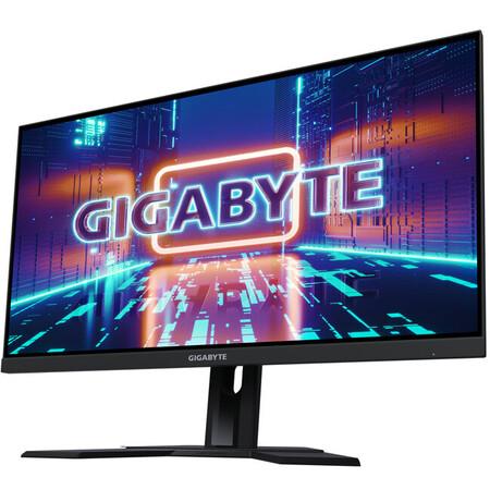 Gigabyte M28U: monitor gaming 4K, con hasta 144 Hz y que permite que dos PC compartan pantalla, ratón y teclado