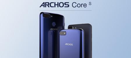 Archos Core 55S, 57S y 60S: el fabricante francés apuesta por las pantallas 18:9 en su gama de entrada