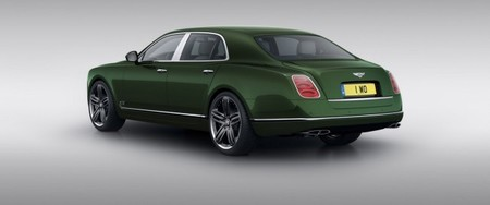Bentley LeMans Limited Edition