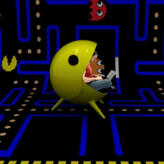 Foto 2 de 10 de la galería silla-pac-man-para-adictos-a-los-videojuegos en Trendencias Lifestyle