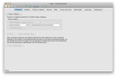Hugin, crea panorámicas desde Mac OS X