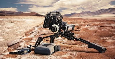 Blackmagic Production Camera y Blackmagic Pocket Cinema Camera