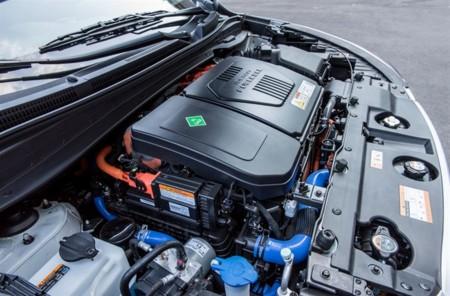 Hyundai Pila Combustible Hidrogeno