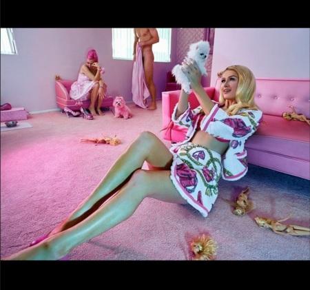Paris Casa Barbie