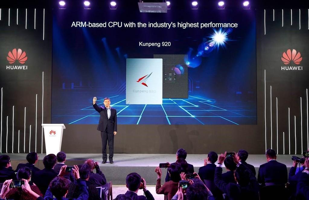 ARM se une al bloqueo a Huawei, según la BBC: la compañía china pierde así un apoyo vital en el desarrollo de sus procesadores Kirin
