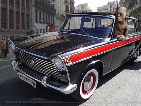 Taxista Gollum