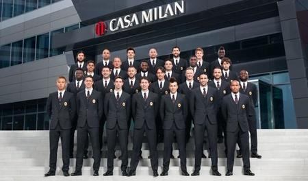 A.C.Milan y Dolce & Gabbana: 10 años haciendo equipo