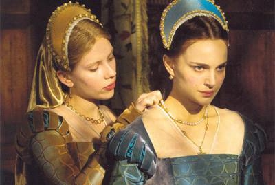 Scarlett Johansson y Natalie Portman en la primera imagen de 'The Other Boleyn Girl'