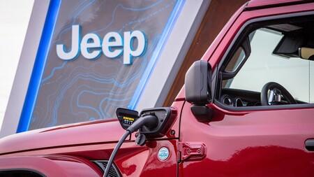 Jeep 4xe Red De Cargadores 7