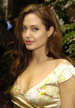 La belleza salvaje de Angelina Jolie