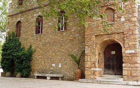 Monasterio de Pendeli