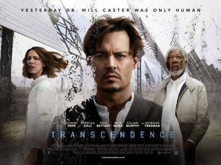 'Transcendence', la película