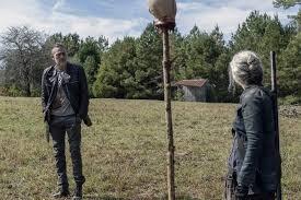 Negan Y Carol
