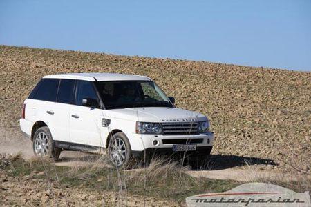 Range Rover Sport TDV8, prueba (parte 3)