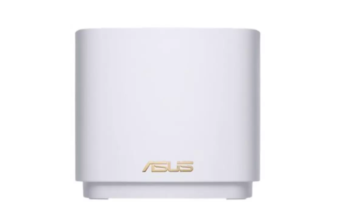 Router inalámbrico - Asus 90IG05N0-MO3R40, 10 Gigabit Ethernet, Memoria Flash 256 MB, Blanco