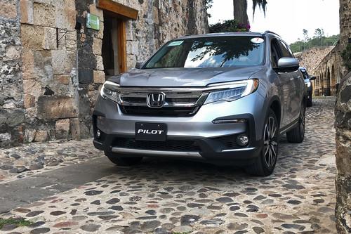 Honda Pilot 2019, manejamos la actualización de media vida de este SUV mediano con enfoque familiar