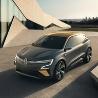 El Renault Mégane eVision anuncia el futuro del histórico Mégane: un coche eléctrico que estrenará la plataforma CMF-EV