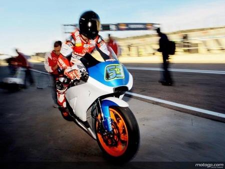 Pruebas oficiales de Moto2 en Cheste