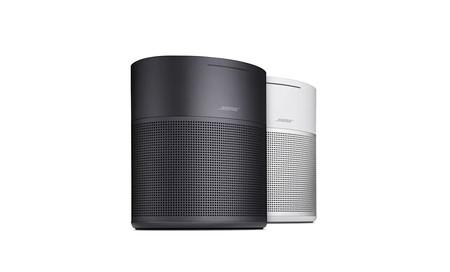 Bose anuncia el Home Speaker 300: un altavoz que presume de portabilidad por tamaño que necesita de un enchufe para funcionar