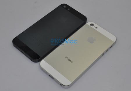 iPhone 5, supuesta filtración de la carcasa