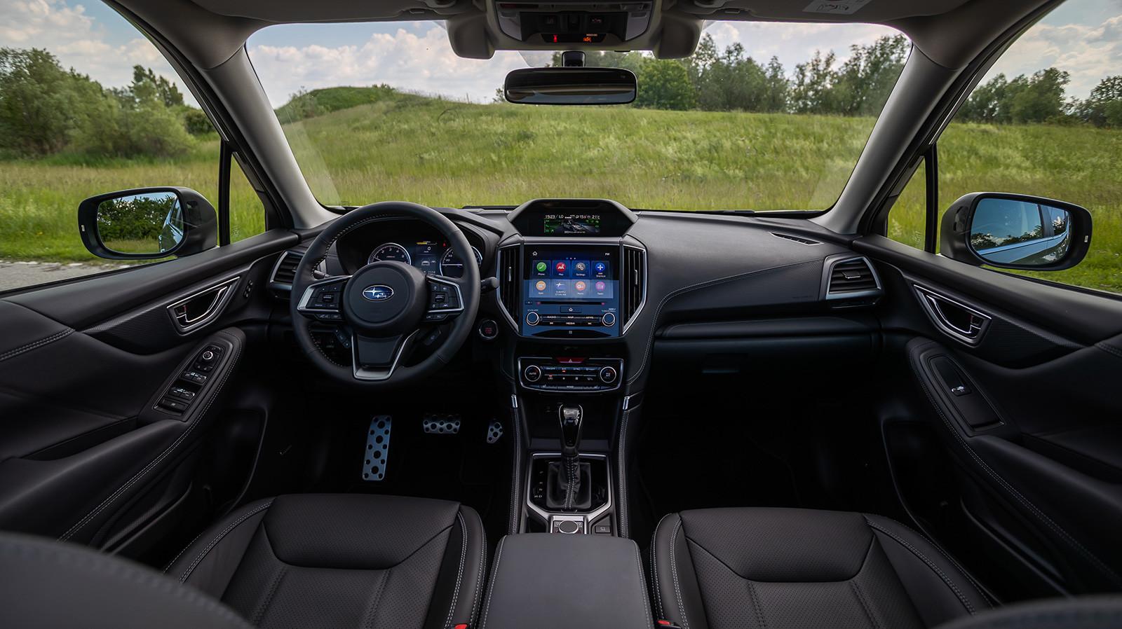 Foto de Subaru Forester Eco Hybrid 2020 (1/22)