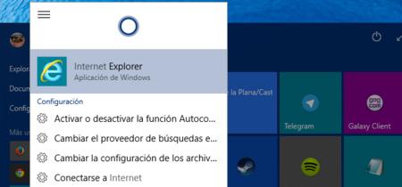 Al final Internet Explorer se queda, y ya sabemos cómo coexistirá con Project Spartan