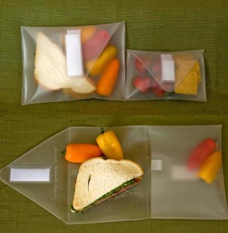 Sobres (o bolsas) para tu comida