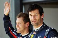 Comparación de la vuelta de clasificación de Sebastian Vettel y Mark Webber en el GP de Turquía