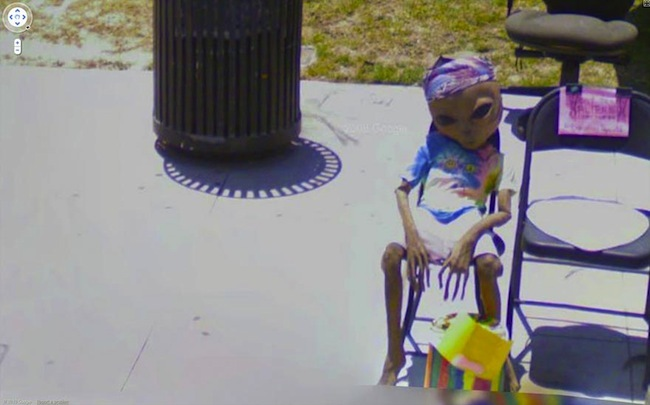 Google Street View fotos 3