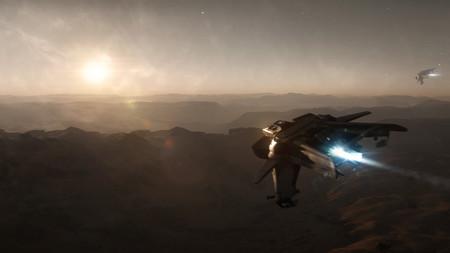 Star Citizen demuestra que visualmente es una auténtica maravilla con este gameplay de seis minutos