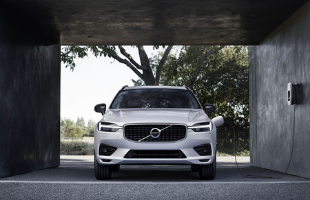 Volvo XC60 Recharge híbrido enchufable
