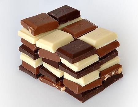 La primera vez que comí chocolate en suiza, y el chocolate que ni engorda ni se derrite