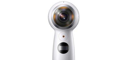 Gear 360, la nueva cámara de Samsung que mejora en todos sus aspectos y ahora graba en 4K