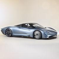 McLaren Speedtail, el nuevo híbrido hiperdeportivo es también el coche rápido en la historia de la compañía