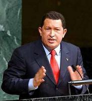 Hugo Chávez quiere respeto cuando nacionaliza