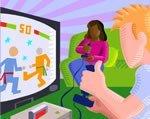 Los videojuegos aumentan la destreza visual.