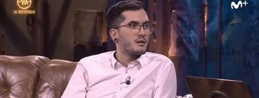 """Wismichu confirma en 'La Resistencia' que 'Bocadillo' forma parte de la promoció de un documental y se va gritando """"Viva Ignatius"""""""