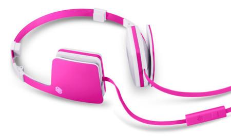 Auriculares Urbanista Copenhagen contra el cáncer de mama
