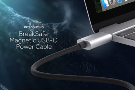 BreakSafe Magnetic USB-C: la solución de Griffin para dotar de conector MagSafe al nuevo MacBook