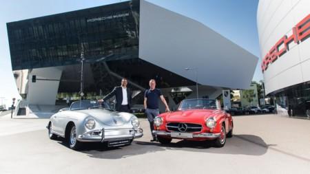 Porsche y Mercedes-Benz se asocian para que visites sus dos museos en Stuttgart