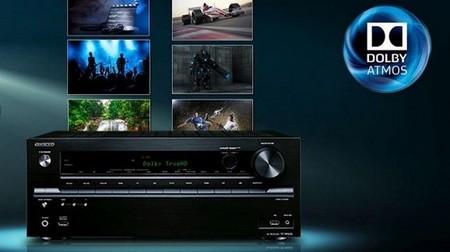 Preparad vuestros salones, que llegan los nuevos receptores compatibles con Dolby Atmos: Onkyo